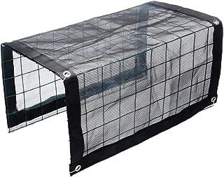 BaoFu Mini Greenhouse for Outdoors,Garden Plant Greenhouse Tent,Portable Greenhouse Green Garden Hot House,19.69×18.90×14.17in
