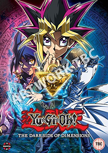 Yu-Gi-Oh! The Movie: Dark Side of Dimensions [UK Import]