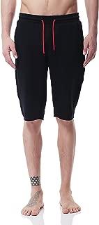 Pau1Hami1ton Men's Athletic Jogging Joggers, Workout Gym & Running Shorts w/Elastic Waistband & Drawstring PH-21
