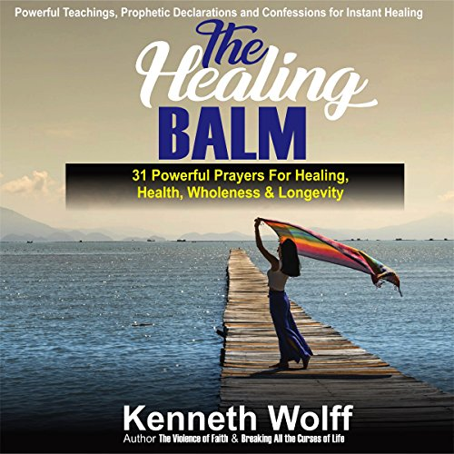 The Healing Balm audiobook cover art