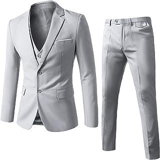 کت و شلوار مردانه WEEN CHARM 2 دکمه باریک مناسب 3 قطعه کت و شلوار