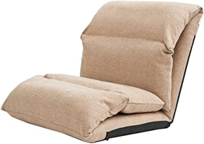 FFLRSF HJHY® Beanbag, Creativo Plegable Plegable sofá Cama Respaldo Individual sofá Sucio, Resistente