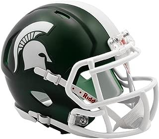 Michigan State Spartans Riddell Speed Mini Replica Satin Football Helmet