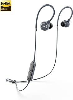 Bluetooth Headphones, AUKEY Key Series Wireless Earbuds with Flexible Ear-Hook, Hi-Fi Stereo Earphones, in-Ear Sport Headphones with Built-in Mic, IPX6 Sweatproof, 8H Playtime, USB-C Fast Charging
