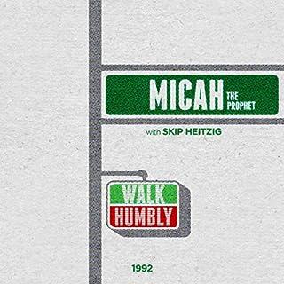33 Micah - 1992 cover art