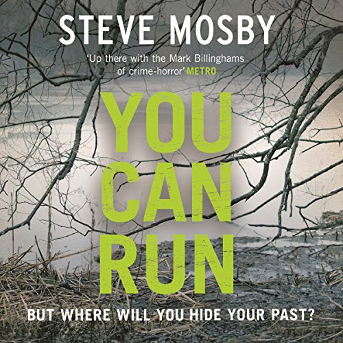 You Can Run audiobook cover art