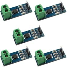 DAOKI 5Pcs ACS712 5A Range Current Sensor Module for Arduino