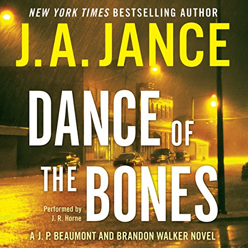 Dance of the Bones audiobook cover art