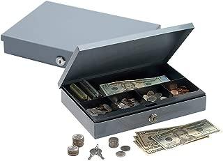 Ultra-Slim Cash Box with Security Lock, 2
