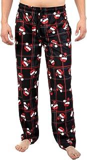 Marvel Men's Deadpool Holiday Santa Pajama Lounge Pant