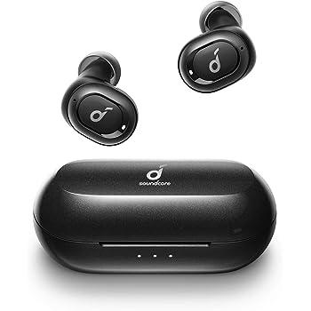 【第2世代】Anker Soundcore Liberty Neo(ワイヤレスイヤホン Bluetooth 5.0)【IPX7防水規格 / 最大20時間音楽再生 / Siri対応/グラフェン採用ドライバー/マイク内蔵/PSE認証済】(ブラック)
