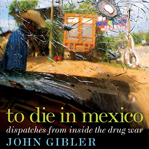 To Die in Mexico cover art