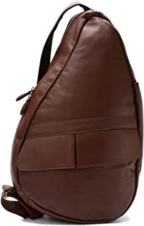 AmeriBag Small Classic Leather Healthy Back Bag