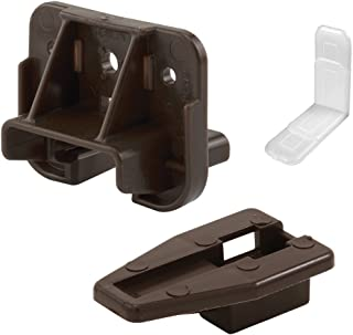Prime-Line R 7321 Drawer Track Guide and Glides – Replacement Furniture Parts for..