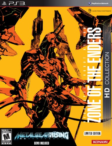 Zone Of The Enders Hd Collection Ltd Edition