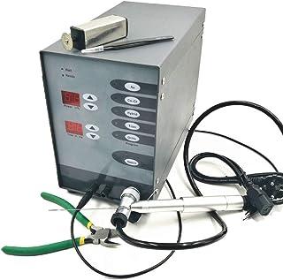 Hanchen Laser Spot - Soldador con forma de pulso y arco, automático, control numérico