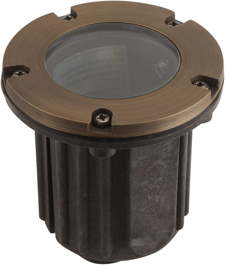 Liberty LBE-202-AB 12V Cast Brass Well Special price Low price Com Light - LED in-ground