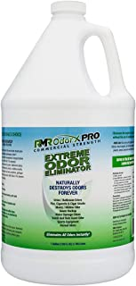 RMR Odor-X PRO, Commercial-Strength Formula, Naturally Destroys Odors, Organic Solution, Tackles the Worst Odors, No Masking or Cover-Up Fragrances, Safe and Easy to Use