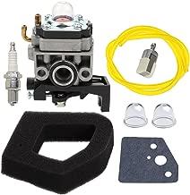 Panari Carburetor + Air Filter Spark Plug for Honda GX35 HHT35 HHT35S String Trimmer
