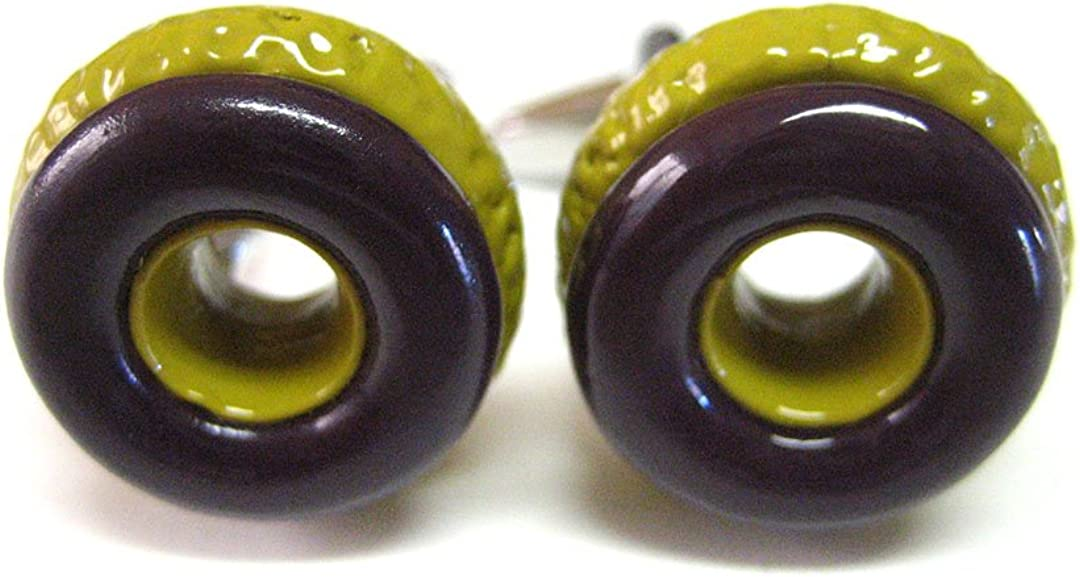 Kiola Designs Donut Cufflinks