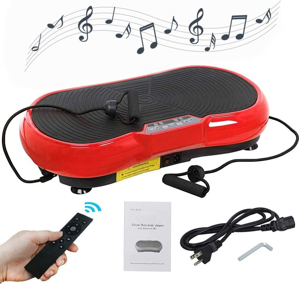 Xinqinghao Vibration Plate Workout Machine favorite Max 46% OFF Ex Whole Crazy Body -
