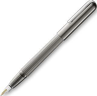 凌美1227941钢笔 EF 金色093 imporium tipt, 银色/金色