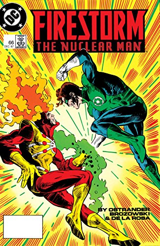 Firestorm: The Nuclear Man (1982-1990) #66 (The Fury of Firestorm (1982-1990)) (English Edition)