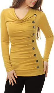 Best yellow formal top Reviews