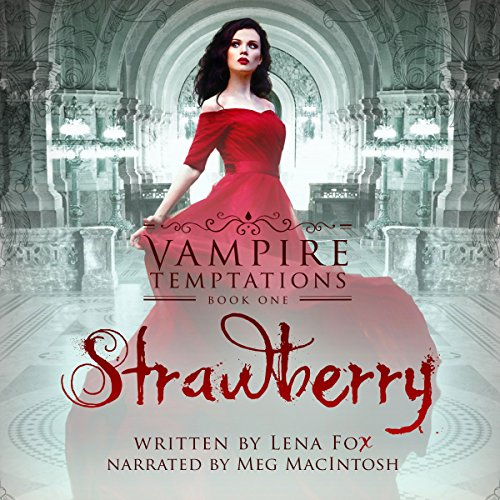 Strawberry: A Vampire Romance audiobook cover art