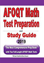 AFOQT  Math Test Preparation and  study guide: The Most Comprehensive Prep Book with Two Full-Length AFOQT Math Tests