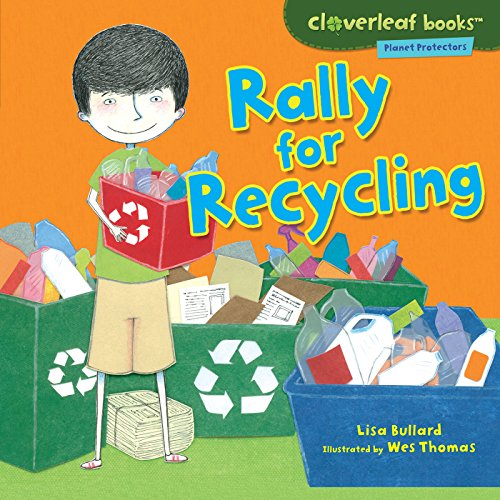 Rally for Recycling copertina