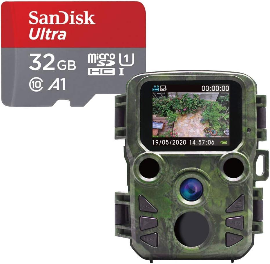 ハンファQセルズジャパン トレイルカメラ DVR-Z4-SD-C