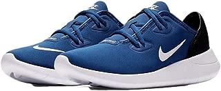 NIKE Hakata (GS) Gym Blue/White-Black (4 Y Unisex Child)