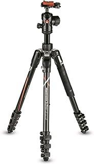Manfrotto Befree Advanced Stativ Kit für Sony Alpha7 und Alpha9 Kameras, Reisestativ Kit mit Kugelkopf und Schnellverschluss, Alu Stativ für Kamerazubehör