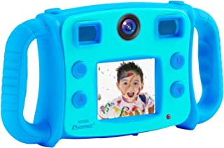 "Drograce Kids Camera Dual Selfie Camera 1080P HD Video Recorder Digital Action Camera Camcorder for Boys Girls Gifts 2.0"" ..."