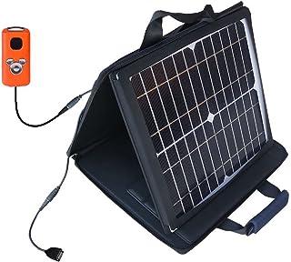 Gomadic SunVolt Station d'alimentation Solaire Portable à Haute Sortie conçue pour..