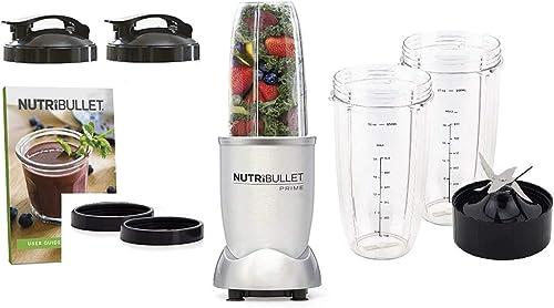 popular NutriBullet online sale 1000 Watt PRIME Edition, 10-Piece lowest High-Speed Torque Blender/Mixer System Dishwasher Safe online