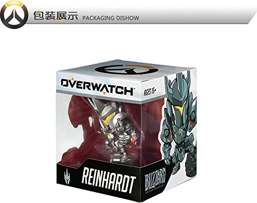 Asmus Toys Blizzard - Overwatch - Reinhardt - Officiel