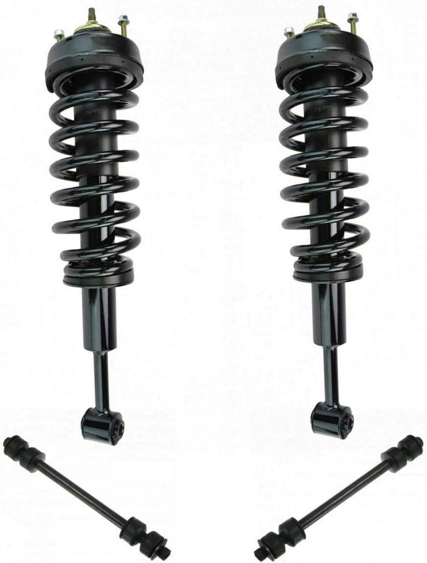 Front Strut Spring Assemblies with Regular dealer Max 42% OFF End Bar Sway Compatib Links