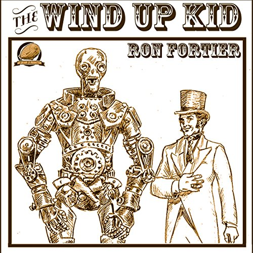 The Wind Up Kid audiobook cover art