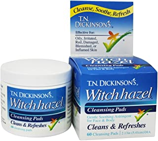 dickinson's enhanced witch hazel