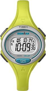 Timex TW5K90200 Reloj para Mujer, Colección Traditional Core, Correa de Silicón, Caja de Silicón, Cuarzo