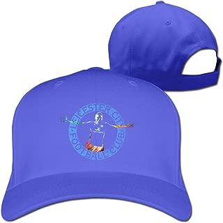 Leicester City Adjustable Flat Bill Hat Baseball Cap
