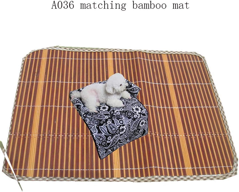 Pet car mat, pet Supplies, car Sofa Cushion, Fully Removable Dog Bed Folding Kennel