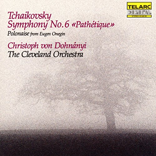 Price comparison product image Tchaikovsky: Symphony No. 6 / Polonaise from Eugene Onegin