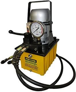 Electric Hydraulic Pump Double Acting Manual Valve Power Pack 10000 PSI B-630B