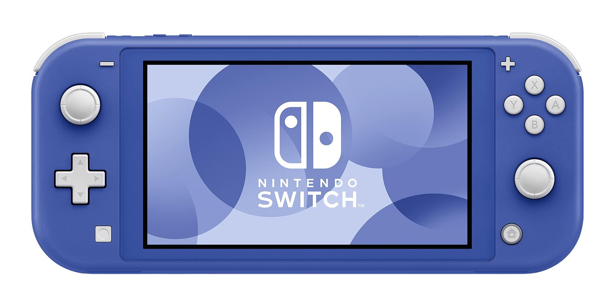 Nintendo Switch Lite-Blue Console
