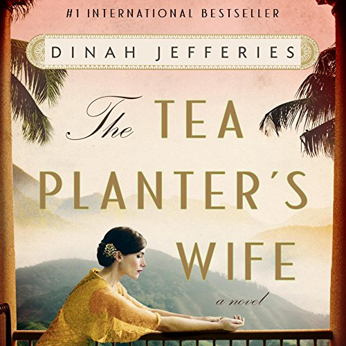 The Tea Planter's Wife audiobook cover art