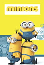 Minions Notebook: - 6 x 9 inches with 110 pages