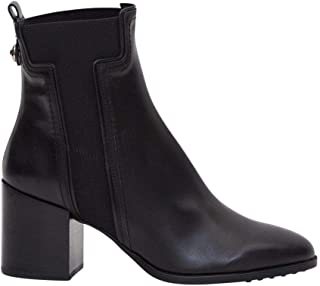 Tod's Luxury Fashion Womens XXW83B0BR70GOCB999 Black Ankle Boots | Fall Winter 19